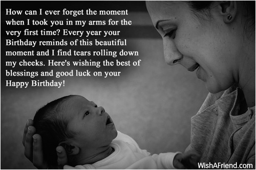 sentimental quotes for sons birthday