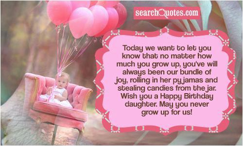 daughter 1st birthday