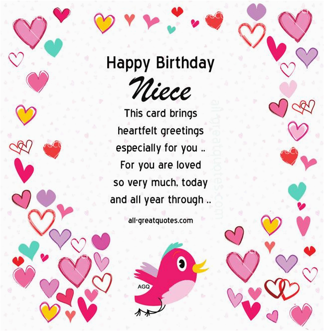Happy 1st Birthday To My Niece Quotes Free Cards For Jpg