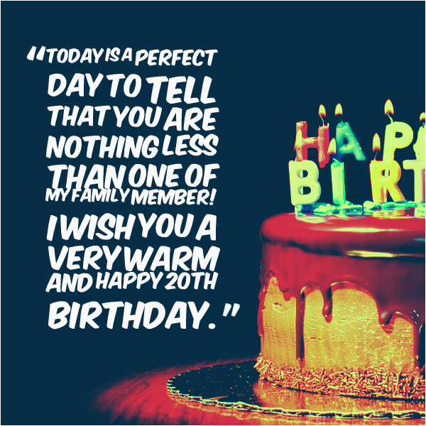 Happy 20th Birthday Funny Quotes Quotesgram