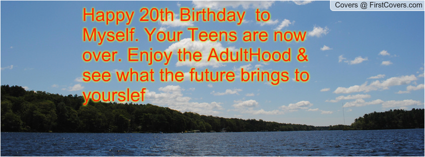 20th birthday quotes for teens