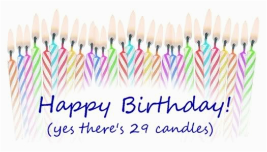 funny 29th birthday quotes