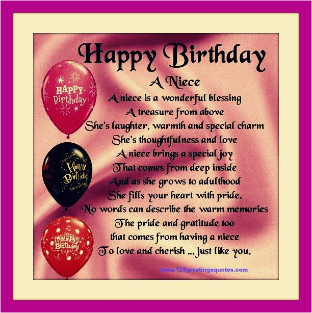Happy 2nd Birthday Niece Quotes Awesome Happy Birthday Wishes for Niece B 39 Day Quotes