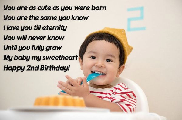 best happy 2nd birthday quotes