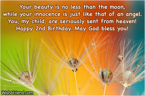 happy 2nd birthday quotes