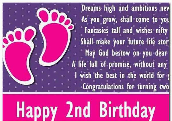 Happy 2nd Birthday to My son Quotes Happy 2nd Birthday to My son Quotes Dedigitaleregio