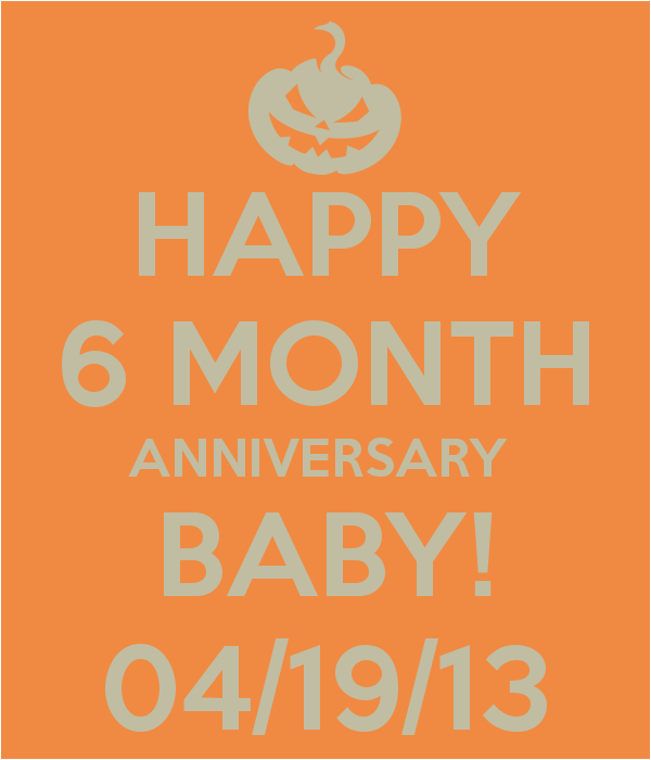 Happy 6 Months Birthday Baby Quotes Happy 6 Months Baby Quotes