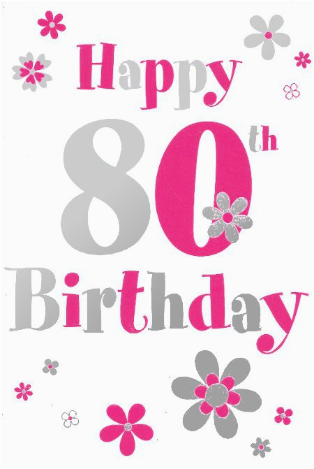 80th birthday sayings and quotes