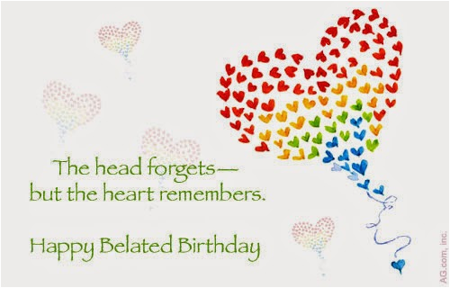 happy belated birthday wishes messages greeting cards