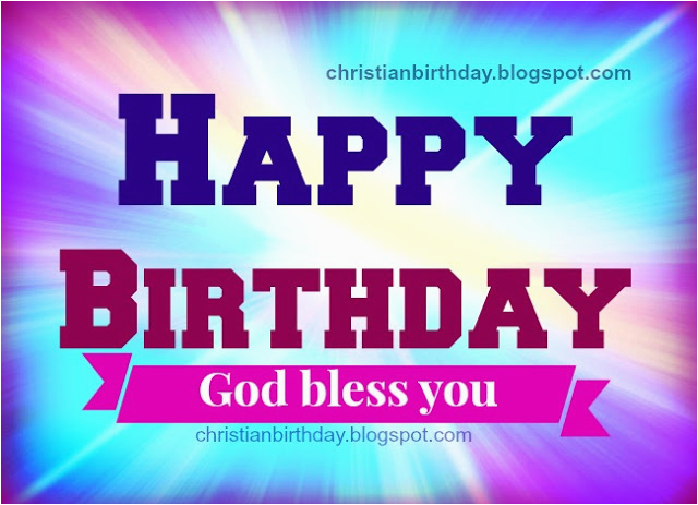 religious christian birthday images