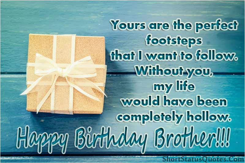 top 30 birthday wishes status quotes and messages for brothers