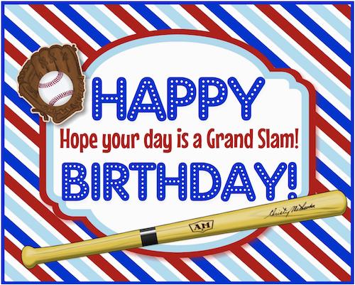 happy birthday slugger