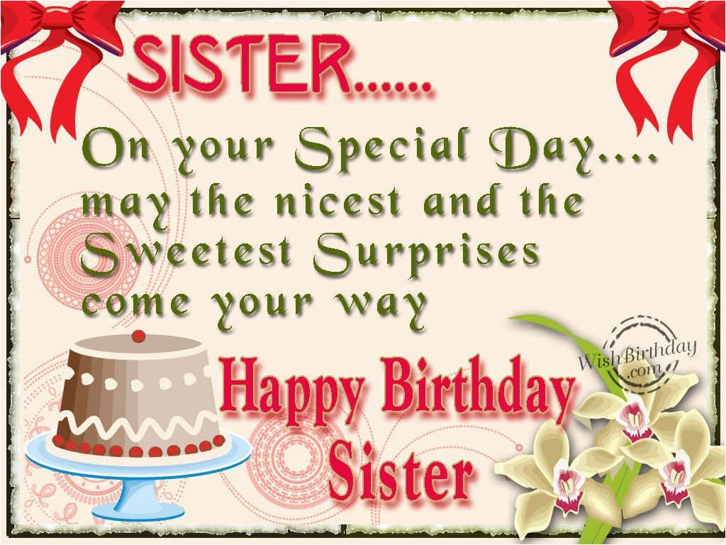 Happy Birthday Beautiful Sister Quotes Happy Birthday Sister Quotes for Facebook Quotesgram