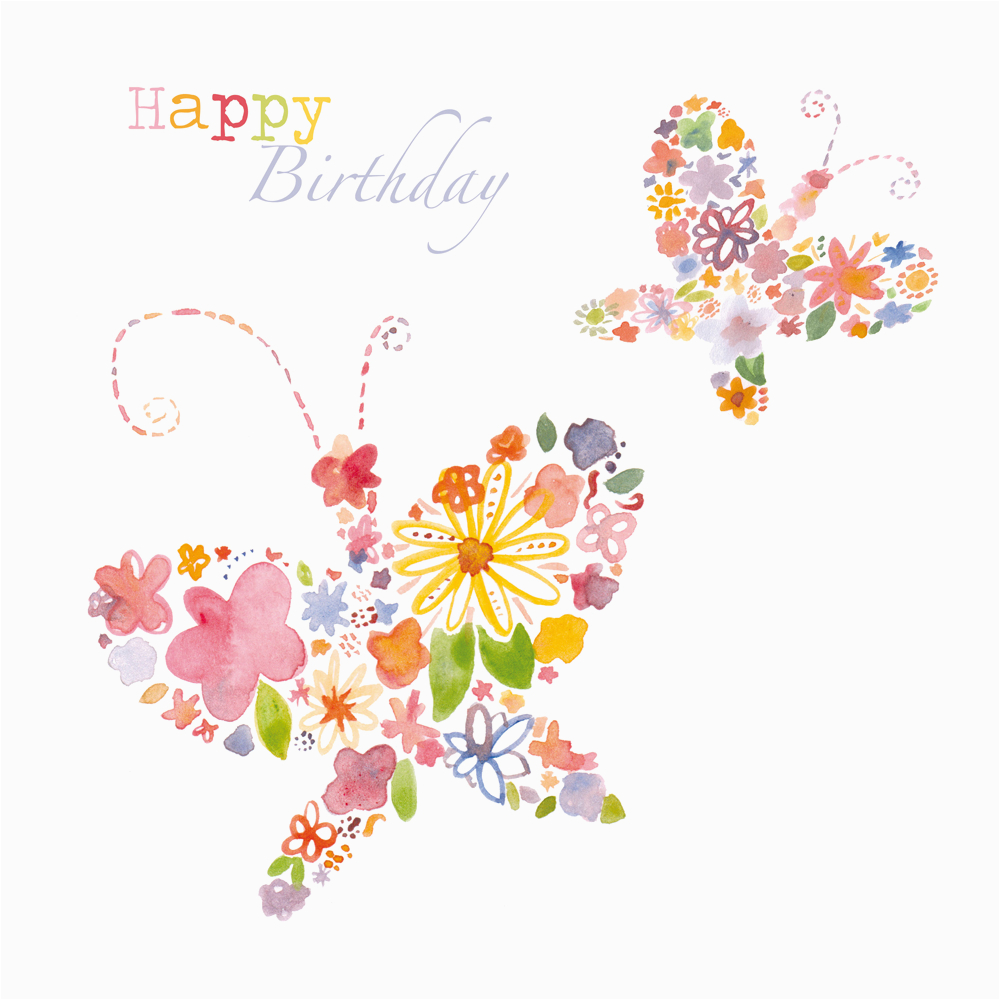 birthday butterfly quotes