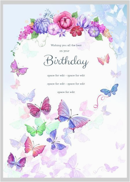 birthday quotes victoria nelson birthday butterflies floral 2 2