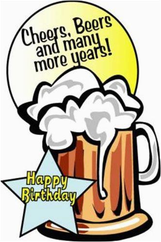 happy birthday beer quotes
