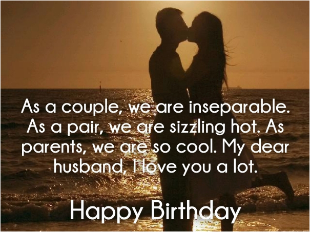 romantic birthday quotes for wife from husband