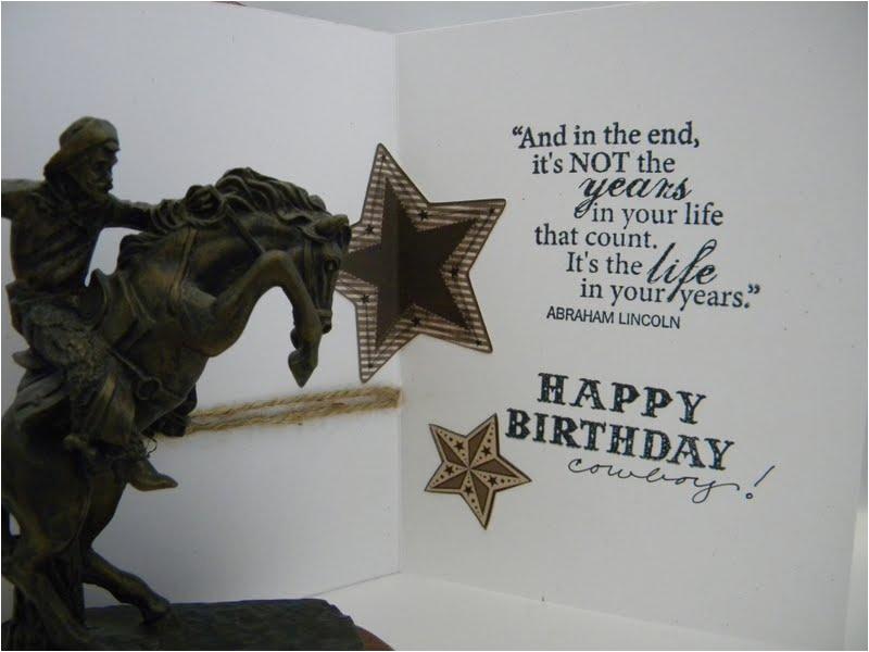 cowboy birthday quotes