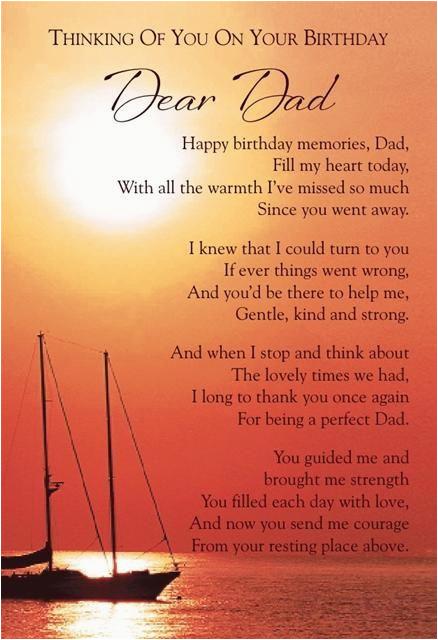 happy birthday dad in heaven quotes for facebook