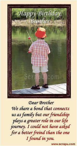 happy birthday dear brother 2