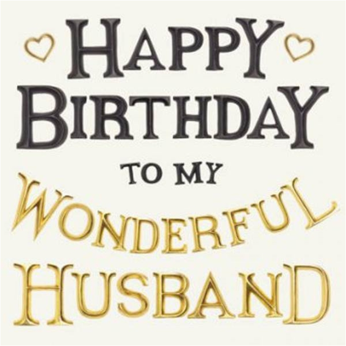 the collection of nice and vivid birthday cards for your dear husband