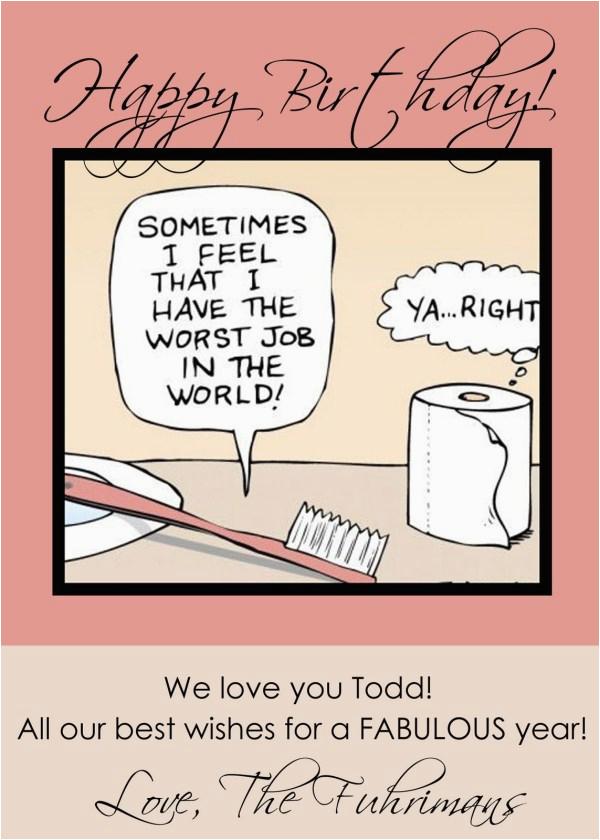 Happy Birthday Dentist Quotes 25 Funny Birthday Wishes