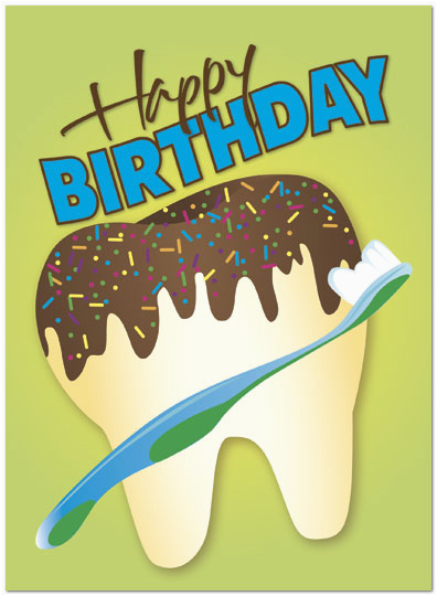 tooth cake 197u
