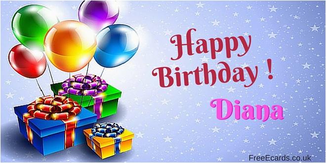 happy birthday diana ru