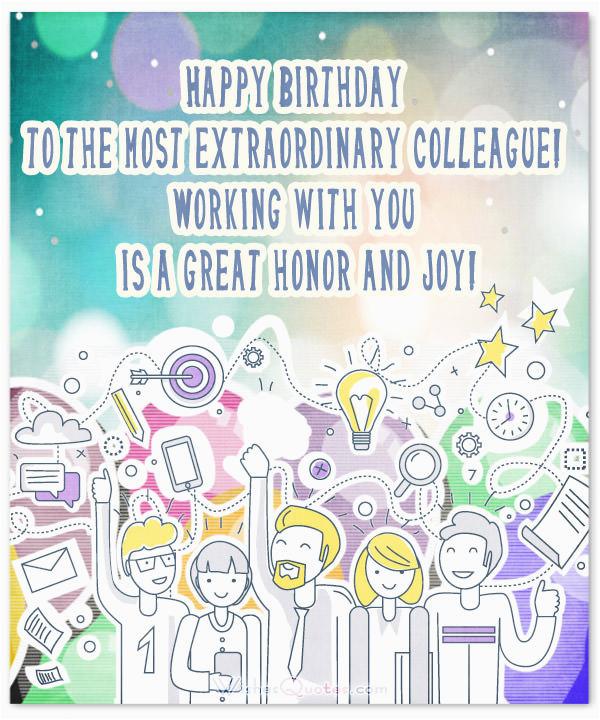 Happy Birthday Funny Quotes For Coworker 33 Heartfelt Birthday