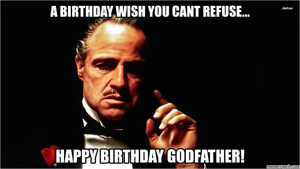 happy birthday godfather