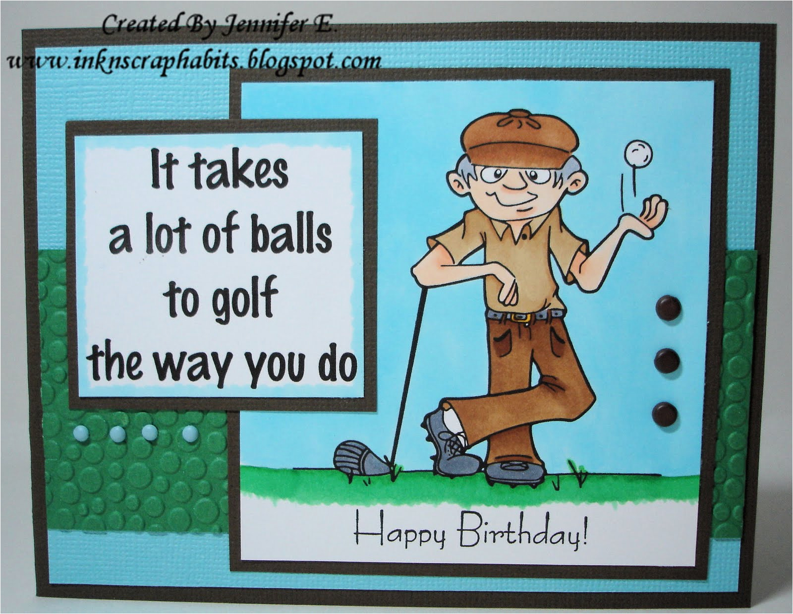 birthday golfer quotes
