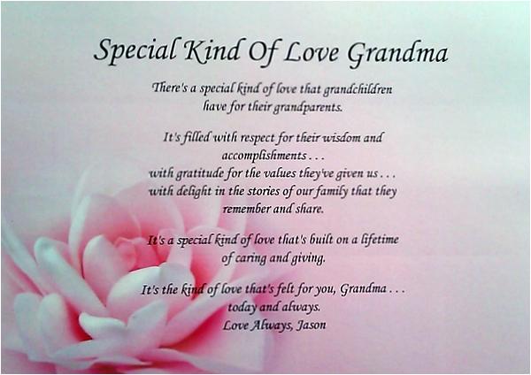 happy birthday grandma poems quotes