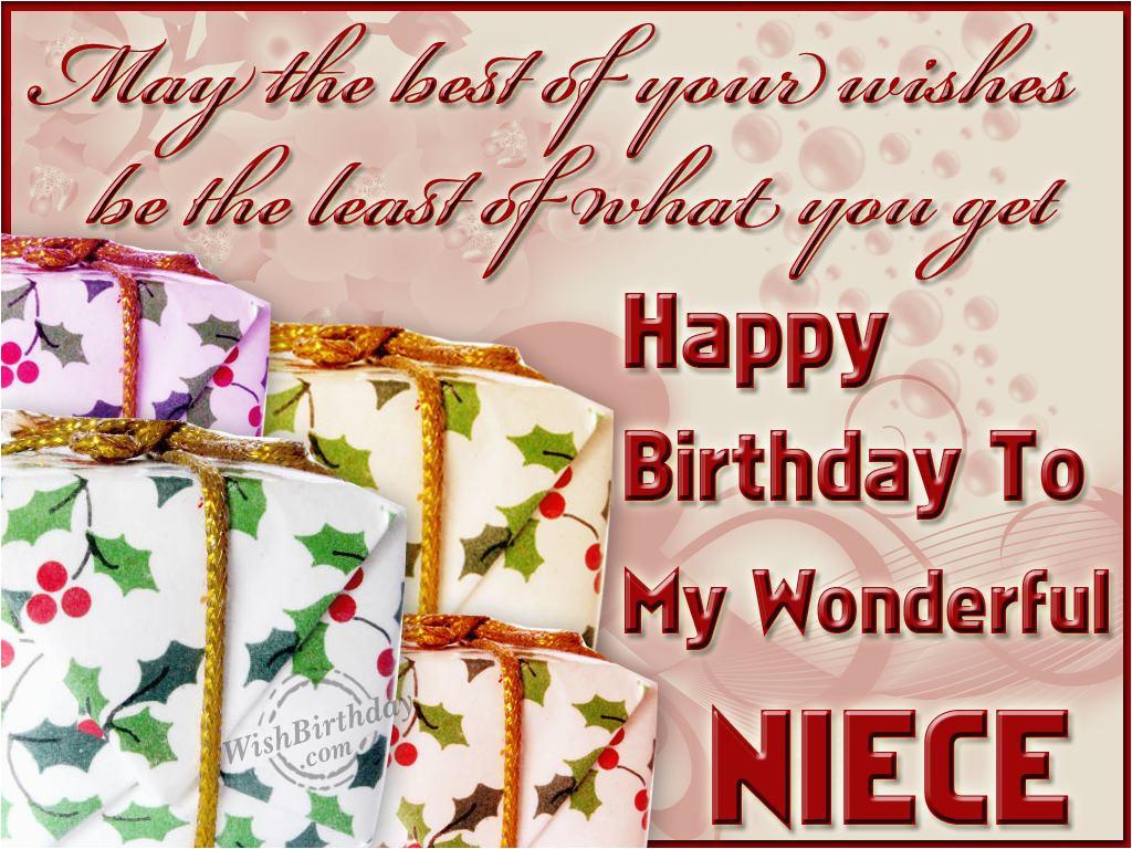 happy birthday niece quotes