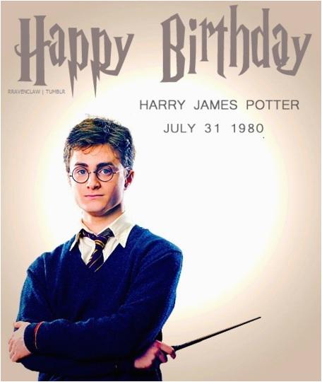 happy birthday harry potter quotes
