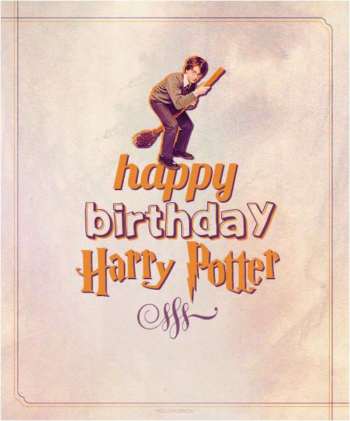 Happy Birthday Harry Potter Quotes Happy Birthday Harry Potter Quotes Quotesgram