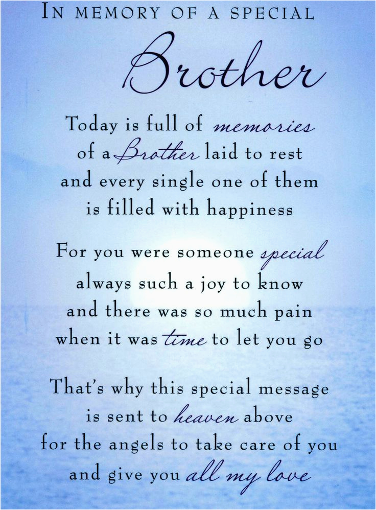Happy Birthday In Heaven Brother Quotes Gallery Happy Birthday Little Brother Quotes Tumblr