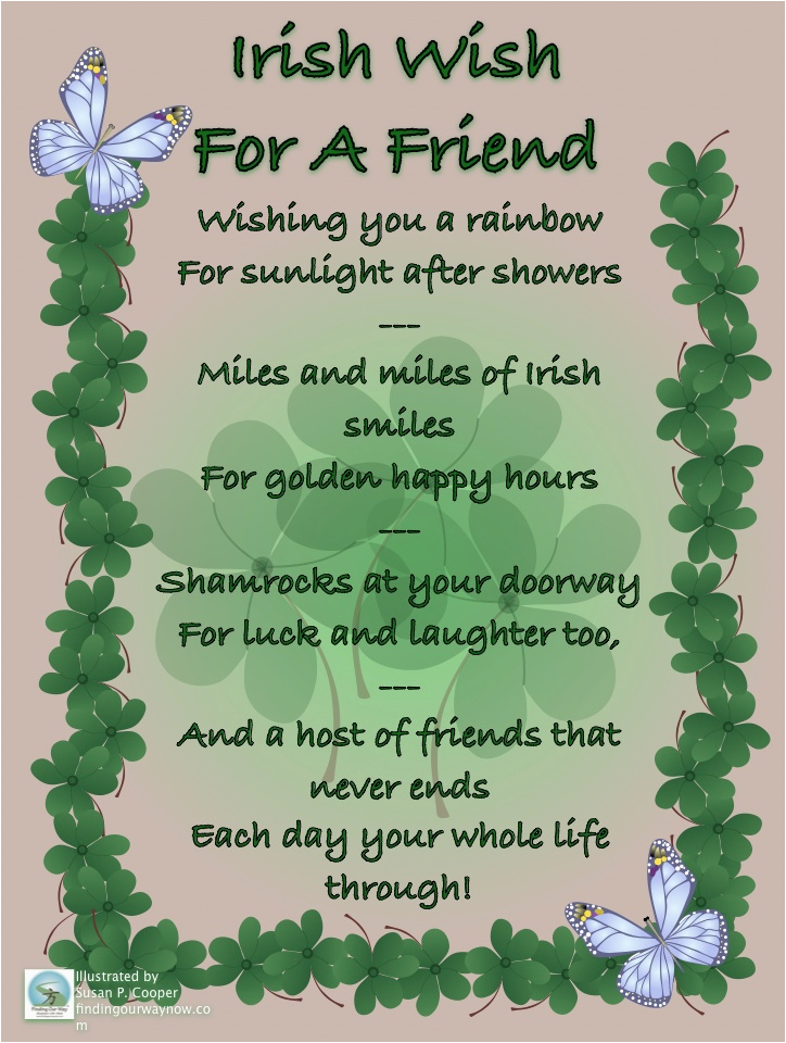 irish happy birthday quotes for guy friends