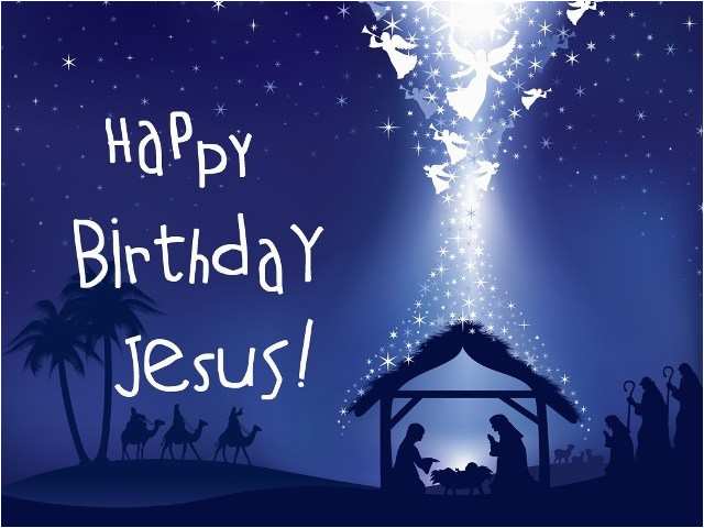 happy birthday jesus merry christmas