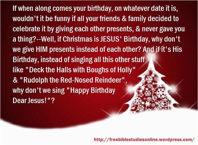 happy birthday jesus quotes and images