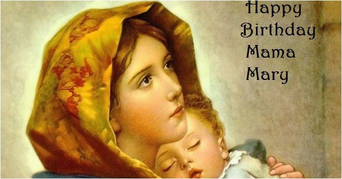 happy birthday mama mary