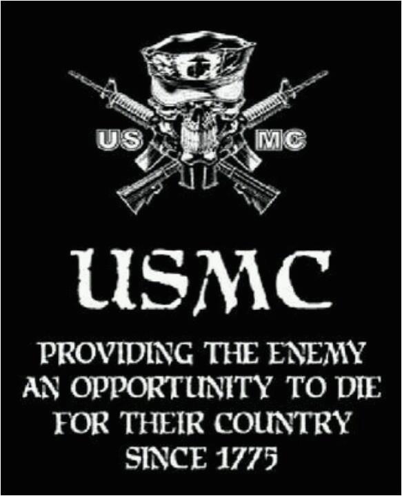 happy birthday marine corps quotes