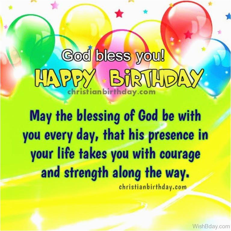10 religious birthday wishes