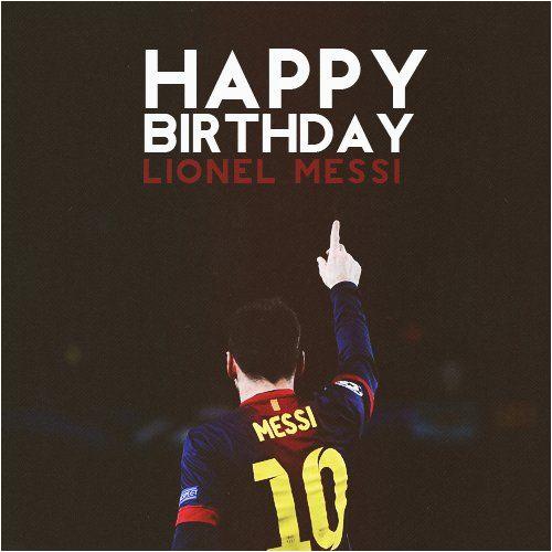 happy birthday leo