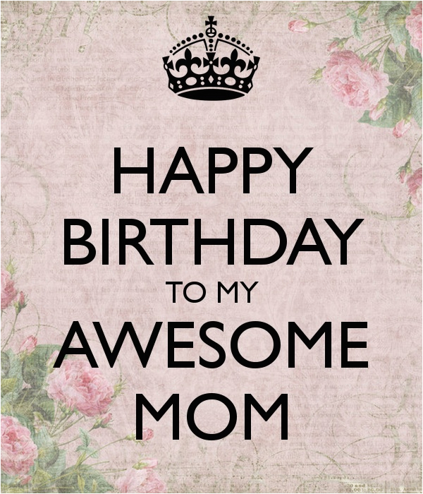 happy birthday mother quotes