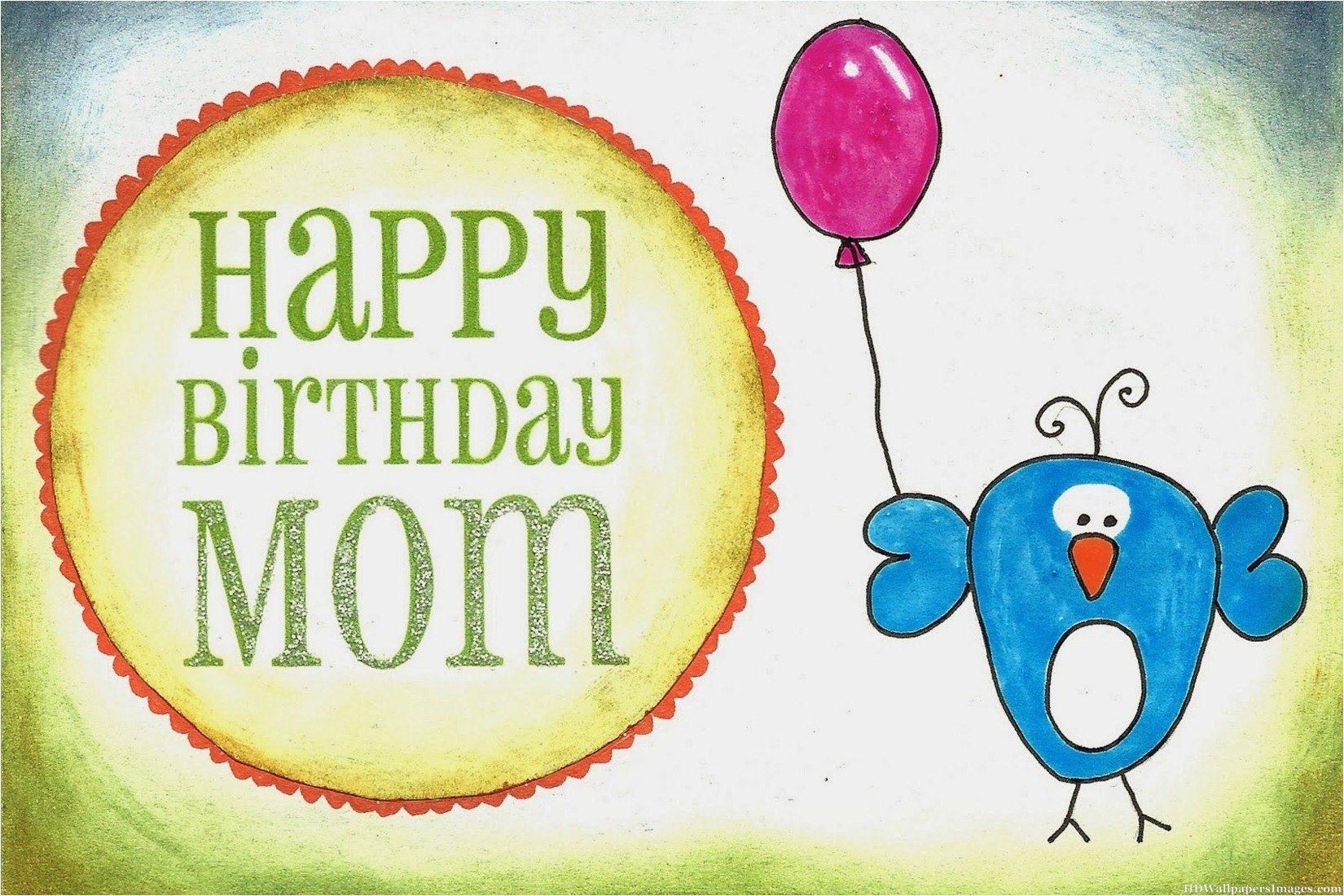 great birthday poems for your mom