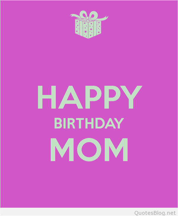 happy birthday messages for momsmothers