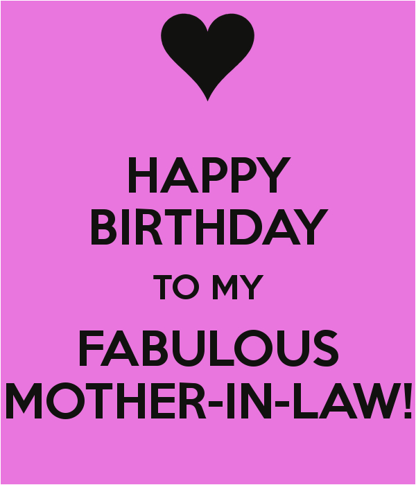 mother in law birthday quotes