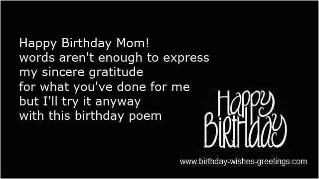 black mother birthday quotes