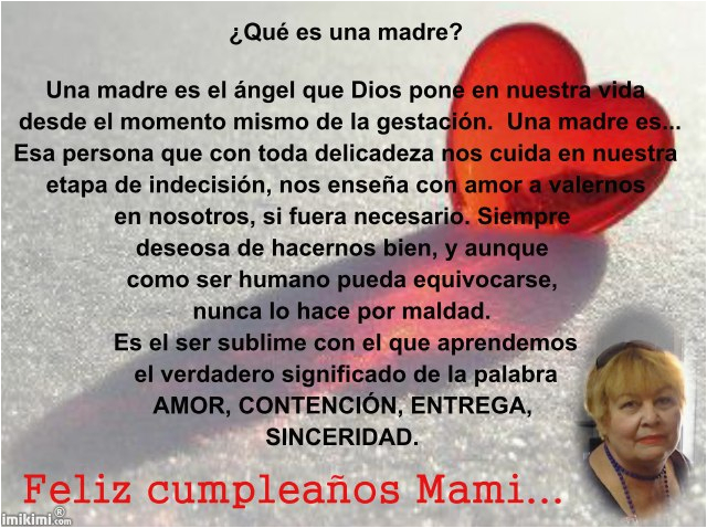 mother birthday quotes in spanish