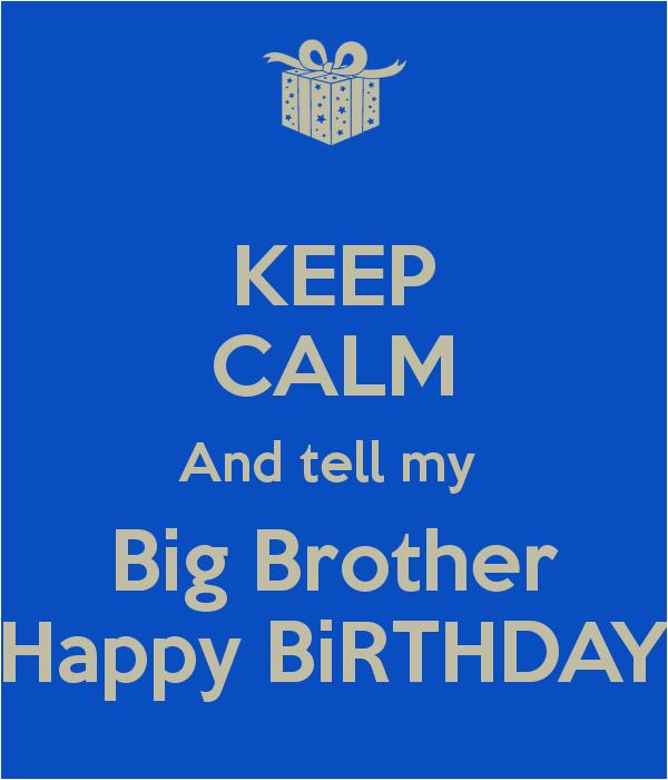 happy birthday older brother quotes